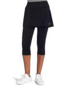 Skirt Sports Womens Lotta Breeze Skirt with Moisture-Wicking Capri Leggings