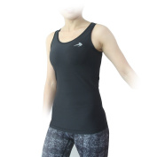 Compression Tank Top -Women's Racerback Running Base Layer Sleeveless Sports Tee
