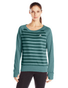 adidas Performance Women's Ultimate Fleece Crew Sweatshirt