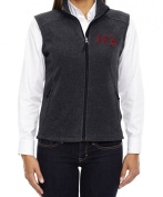KYS Alpha Gamma Delta Sorority Fleece Vest