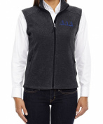 KYS Delta Delta Delta Sorority Fleece Vest