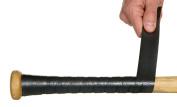 Hot Glove Mega Tac Baseball Bat Grip, Black
