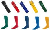 Joe's USA | Youth Royal Blue Baseball Socks & Royal Blue Baseball Belt