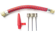Sports Inflator Needle Kit - Inflation / Inflating Needle for Football Volleyball Basketball Beach Balls Balloons