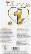 The No.1 Love Album - Various Artists  [2 Discs]