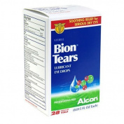 Bion Tears Lubricant Eye Drops, .440ml Single-Use Vials in 28-Count Boxes