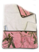 aBaby Changing Pad Mat, Pink Camo