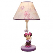Minnie Mouse Butterfly Dreams Lamp Base & Shade