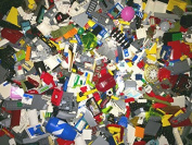 Lego 50 Random Pieces of Good Clean Used Specialty, Exotic, and Rare Parts Bulk Lot