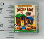 Dollhouse Miniature Children's Log Toy by Cindi's Mini's