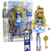 Mattel Year 2014 Ever After High Just Sweet Series 28cm Doll Set - Daughter of Goldilocks BLONDIE LOCKES with Purse, Bookmark and Hairbrush