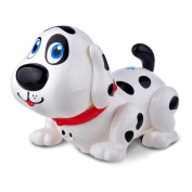 Wishtime Intelligent Touch Control Singing Dancing Walking Large Size liveliness of Smart Robot Dog Toy