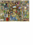 Wentworth Paris Neverending Stories 500 Piece Wooden Colin Thompson Jigsaw Puzzle