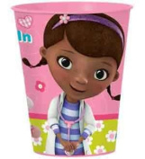 By Broward Toys Disney Doc McStuffins 470ml Plastic Cup Party Favour