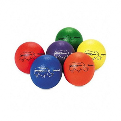 Champion Sports Rhino Skin Dodgeball Set