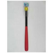 Red Kids Baseball 60cm Eva Foam Youth Baseball Bat Video Basball Games New Best Toys