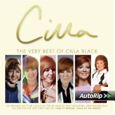 The Very Best of Cilla Black [Parlophone] [11/20] *