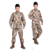 Noga Python Camouflage Suit Combat Bdu Uniform Military Uniform Bdu Hunting Suit Wargame Paintball Coat+Pants