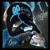 Hotspot Design Cap Go Fishing, black-night camou colour