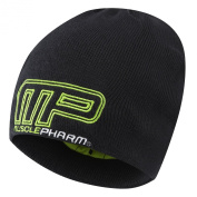 Musclepharm 471 Knitted Beanie Hat - Black, One Size