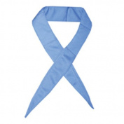 HyperKewl 6519 Evaporative Cooling Neck Band - Blue, One Size