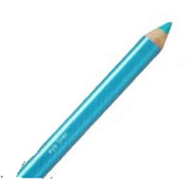 Colortrend eyeliner pencil - Turquoise by Avon
