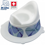 Rotho® Babydesign StyLe! Children Kids Baby Toddler Training Potty Seat Plastic Removable Toilet (Swiss Made)