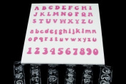 Windsor Clikstix Full Set Groovy Lettering & Numbers