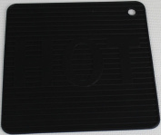 New Black Silicone Trivets HOT