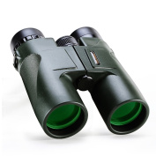 USCAMEL Military HD 10x42 Binoculars Professional Hunting Telescope Zoom Green