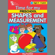 Time for My Preschool Shapes & Measurements