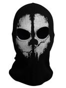 DAYAN New Ghosts Balaclava Bike Skateboard Cosply Costume Skull Mask Style 1