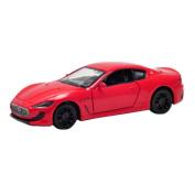Display 1:32 Alloy Model Car Model Kit Maserati Toy Car,red