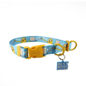 Pets Supply - Dog Collar - Adventure Time - Best Bros-M 30cm - 41cm New AT102
