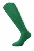 (Youth Sizes 12 - Adult Size 11) Premier Sports Football Club Team Socks Plain Knee Length School P.E. 10+ Colours