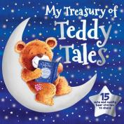 My Treasury of Teddy Tales [Board book]