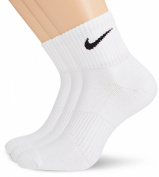 Nike Men's Cushion Quarter Socks