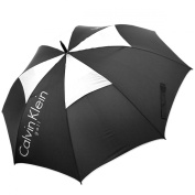 Calvin Klein Golf 2015 CK Stormproof Vented Double Canopy Umbrella