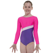 Tappers and Pointers Long sleeved Gymnastics Leotard Gym2