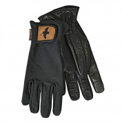 Seeland Winster Shooting Gloves in Black