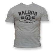 Dirty Ray Boxing Balboa Gym men's short sleeve T-Shirt K31