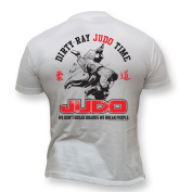 Dirty Ray Martial Arts MMA Combat Fight Judo men's short sleeve T-Shirt DT10