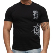 Dirty Ray Martial Arts MMA Tribal Team men's short sleeve T-Shirt K24