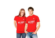 Ladies Official WRU Glory T Shirt - Welsh Rugby Union