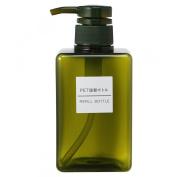 MUJI Refill Bottle 400ml [PET-resin Green]