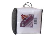 Prestige Abeil Quilt Cover White Cotton/Polyester, white, 200 x 140 cm