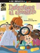 Detectives Al Almuerzo  [Spanish]