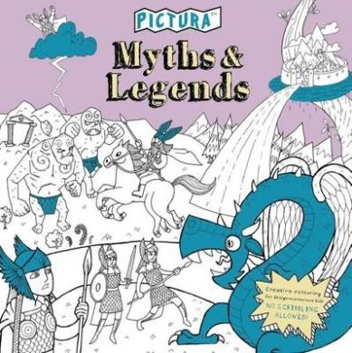 Pictura Creative Kids - Myths & Legends