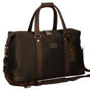 ONEWORLD Latest Travel Big Tote Bag Canvas Big Capacity Multi Purpose Clutch One-Shoulder Handbag
