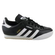 Mens Adidas Originals Samba Super Trainers Retro Leather Trainer Shoes UK 9.5